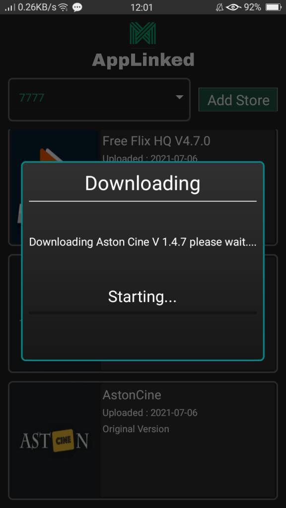 Download Unlinked Apk