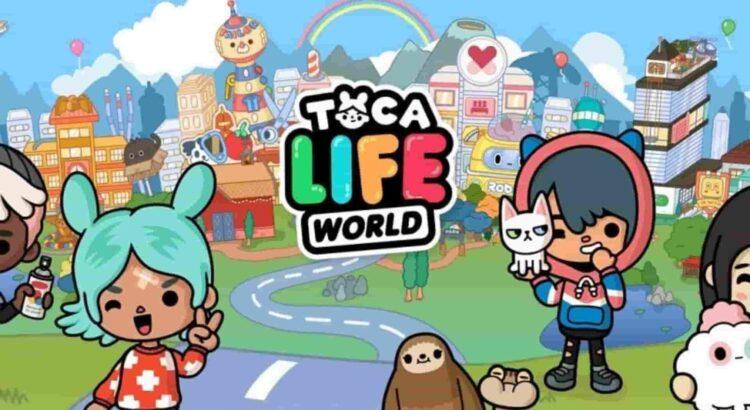 Toca Life World 1.35 Apk