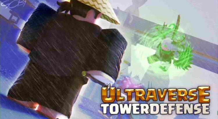 Ultraverse Tower Defense Codes