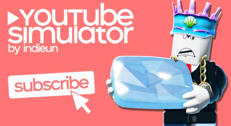 Roblox YouTube Simulator Codes