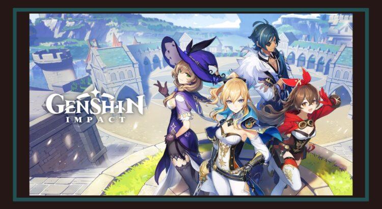 Genshin Livestream Codes 1.7 / 2.0