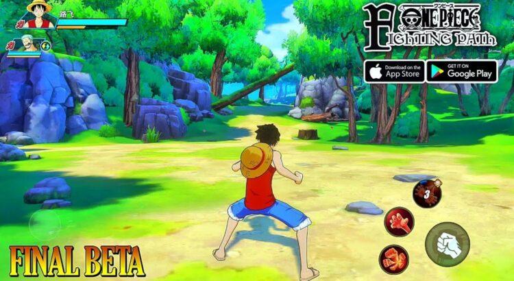 One Piece Fighting Path Apk