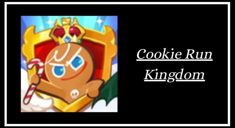 Cookie Run Kingdom Apk