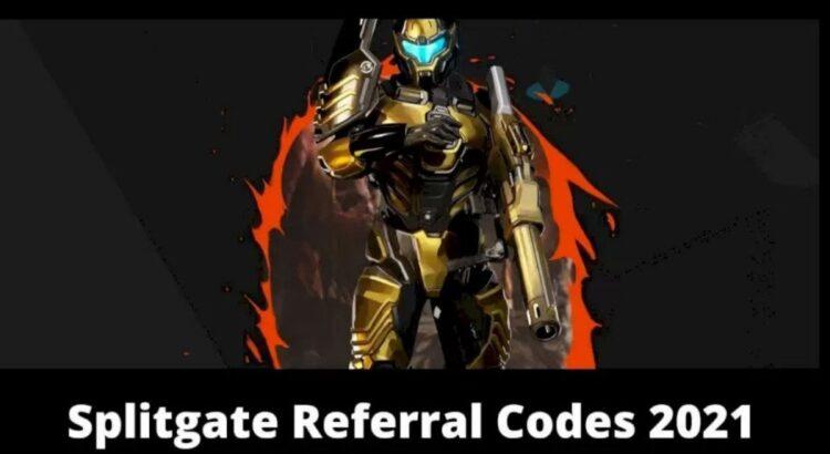 Splitgate Codes