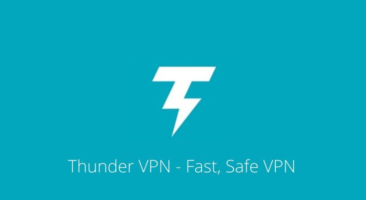 Thunder VPN Apk