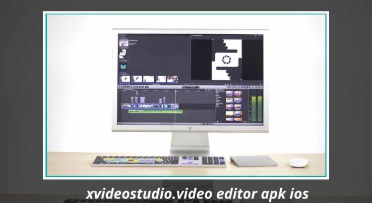 xvideostudio.video editor app ios free