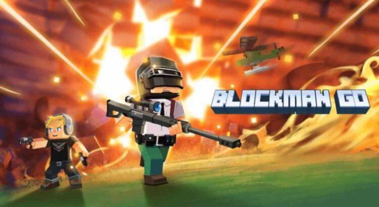 Blockman Go Apk