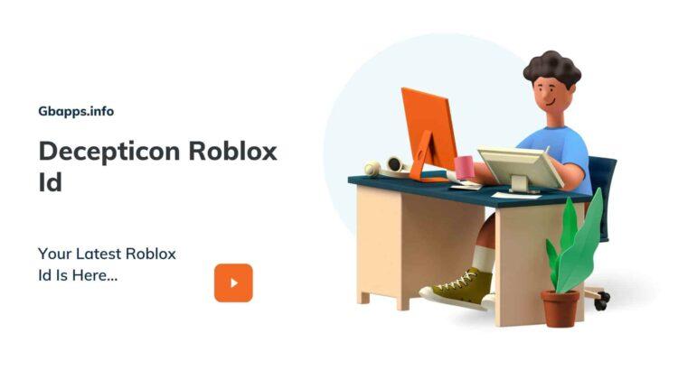 Decepticon Roblox Id