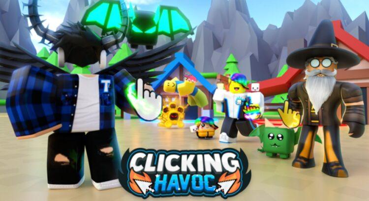 🌌void egg🌌 clicking havoc codes