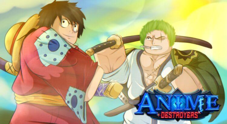 Anime Destroyers Simulator Codes