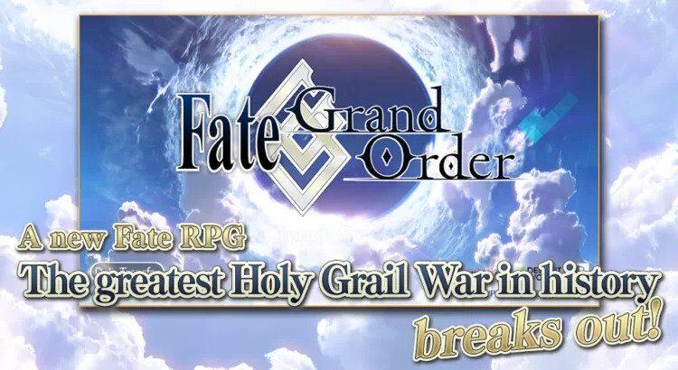 Fate Grand Order Apk (fgo jp apk)