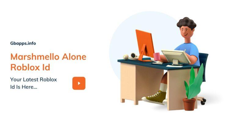 Marshmello Alone Roblox Id