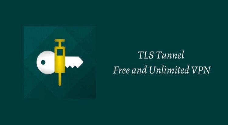 TLS Tunnel Apk