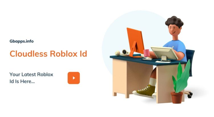 Cloudless Roblox Id