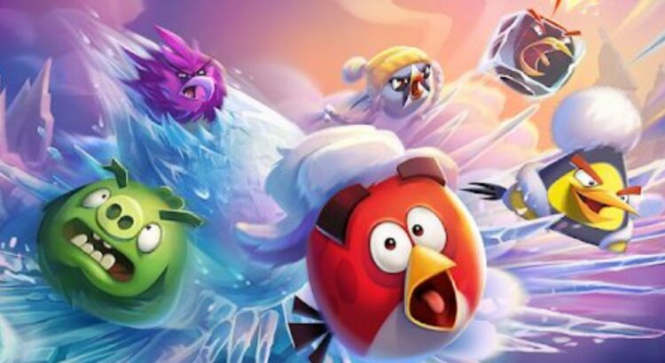 Angry Bird 2 Apk