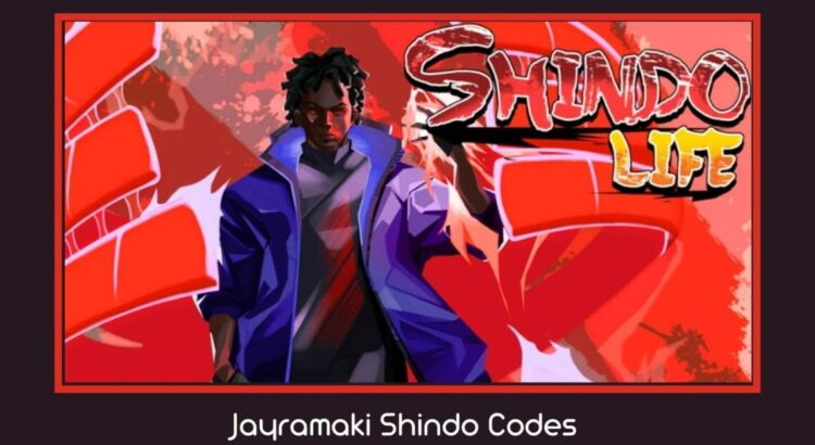 Jayramaki Shindo Codes