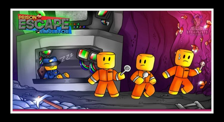 Prison Escape Simulator Codes