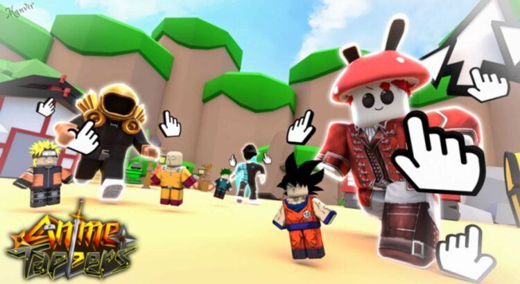 Roblox Anime Tapper Codes