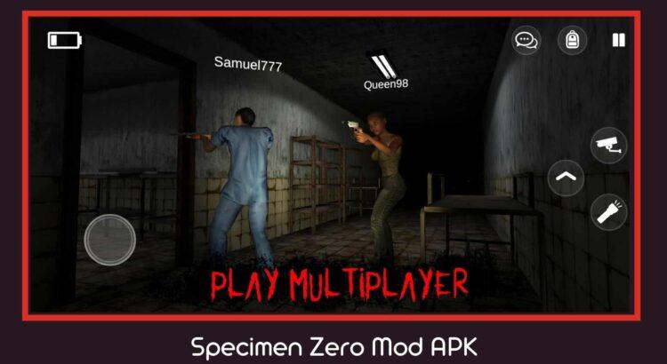 Specimen Zero Mod APK