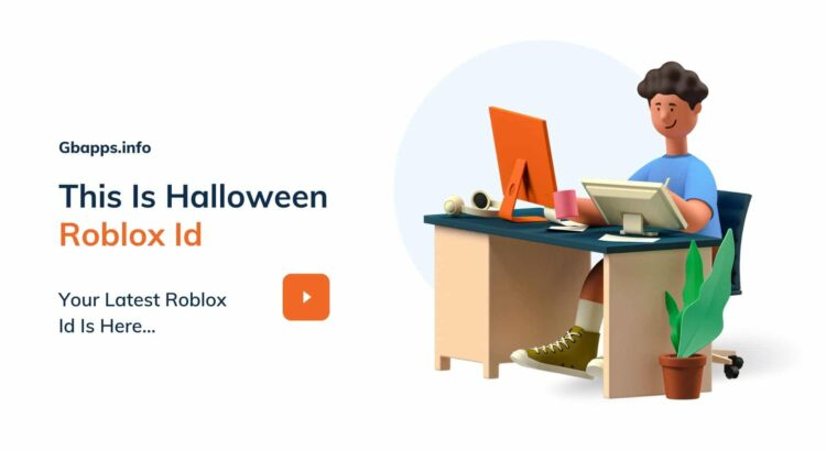 This Is Halloween Roblox Id